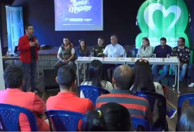 Lista la programación oficial de las Fiestas de los Negritos en El Retiro