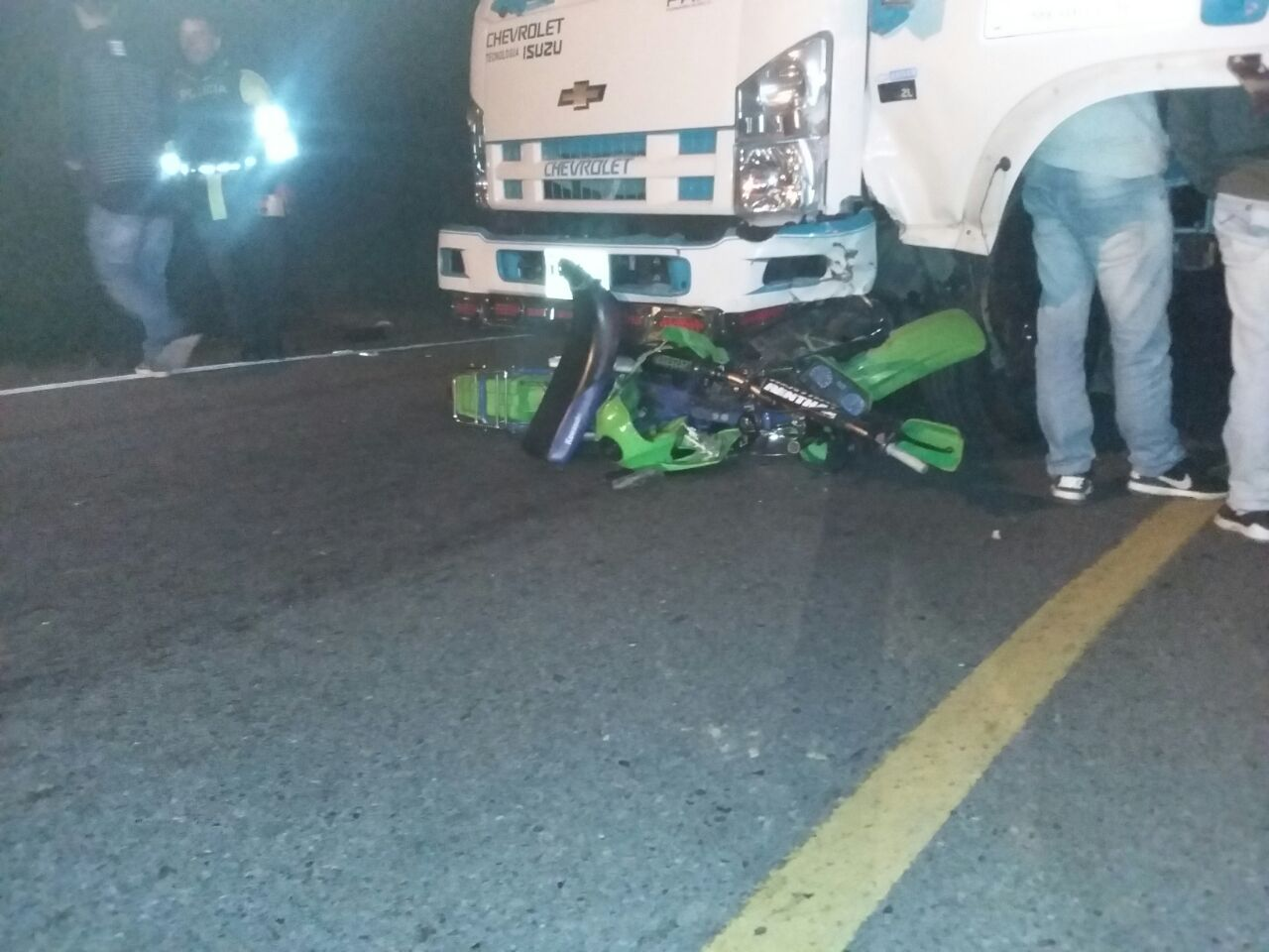 Una persona fallece en accidente de tránsito en La Ceja