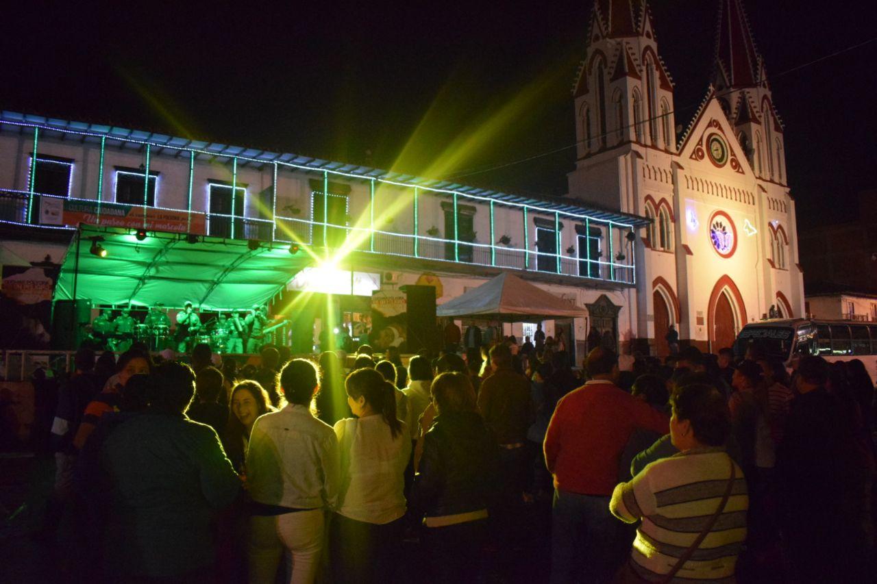Alumbrados de La Ceja se inauguran el 7 de diciembre