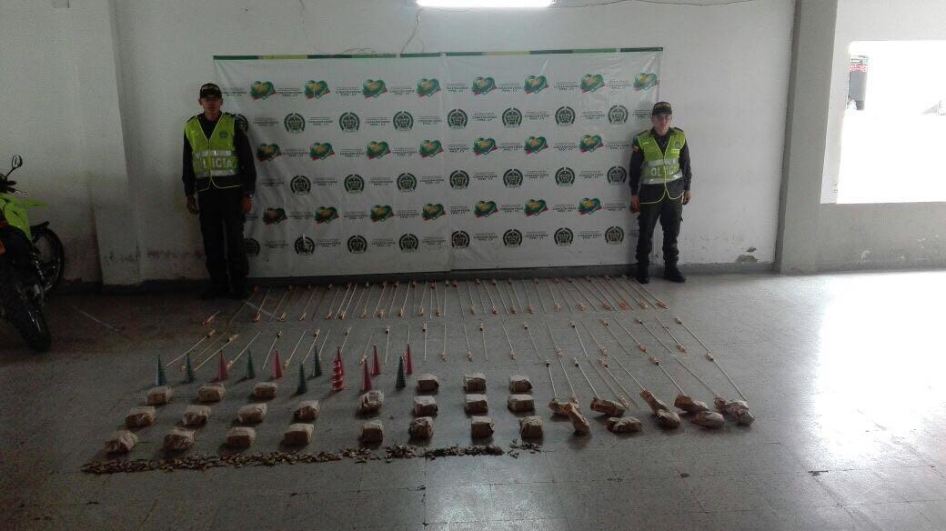 El Santuario, La Ceja y Rionegro podrían ser sancionados por permitir venta de pólvora