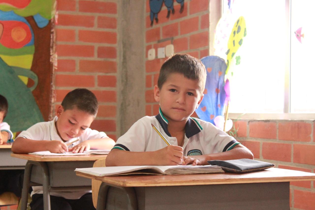 Aún hay cupos en algunas instituciones de educación pública en La Ceja