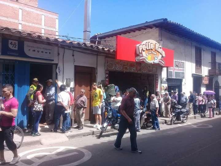 La empresa 4-72 no le ha cumplido a los pensionados de La Ceja