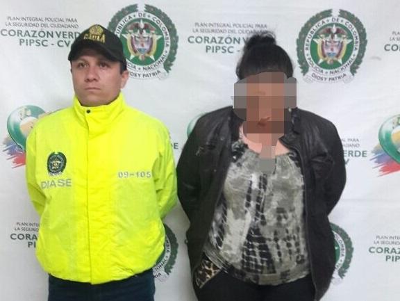 Gaula del Ejército captura mujer sindicada de extorsión a comerciantes