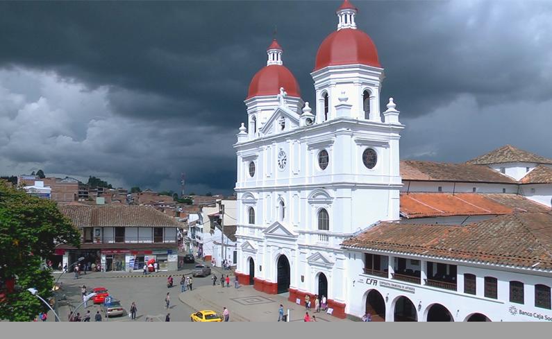 Falleció el Padre Francisco Aristizábal, vicario de la Catedral de Rionegro