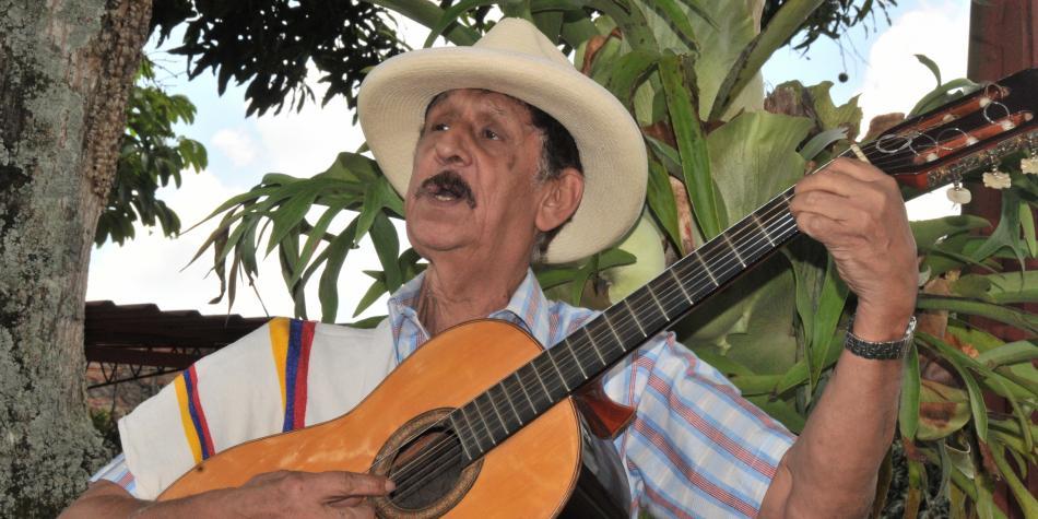 La última entrevista que concedió el maestro Rodrigo Silva fue a una emisora de La Ceja