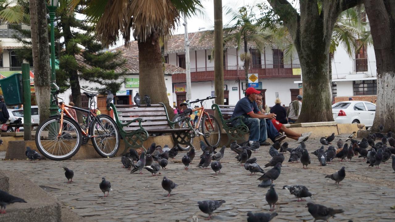 Remodelación del Parque Principal de La Ceja comienza el 15 de enero