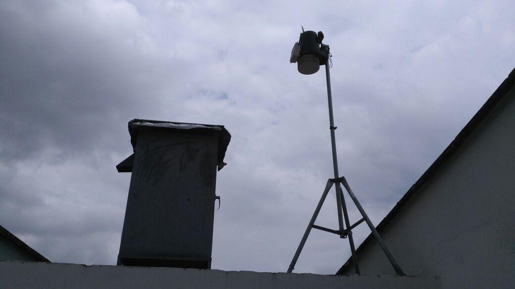 Comienzan a medir la calidad del aire en La Ceja