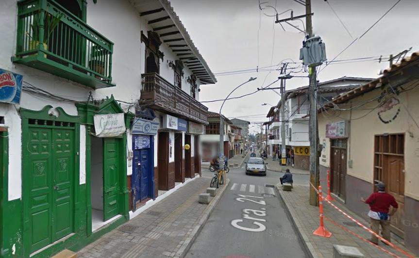 Mujer fue encontrada muerta en un hotel de La Ceja