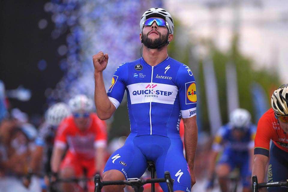 Cejeño Fernando Gaviria gana la primera etapa de la Colombia Oro y Paz