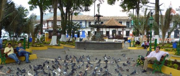 «Desde el primer día el diputado Noreña se ha opuesto a la remodelación del Parque»: Alcalde Elkin Ospina