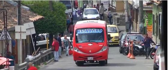 En 100 pesos sube el valor del pasaje urbano en Rionegro