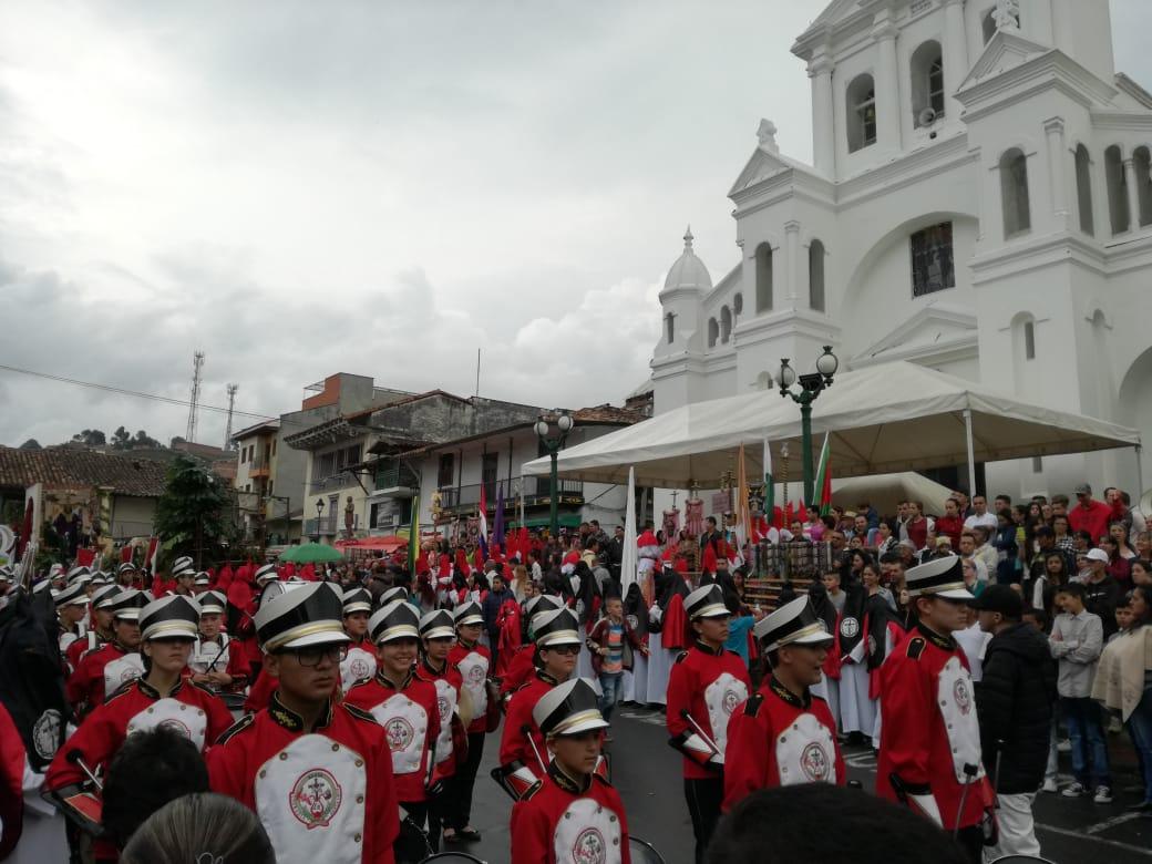 Marinilla, uno de los destinos preferidos durante la Semana Santa