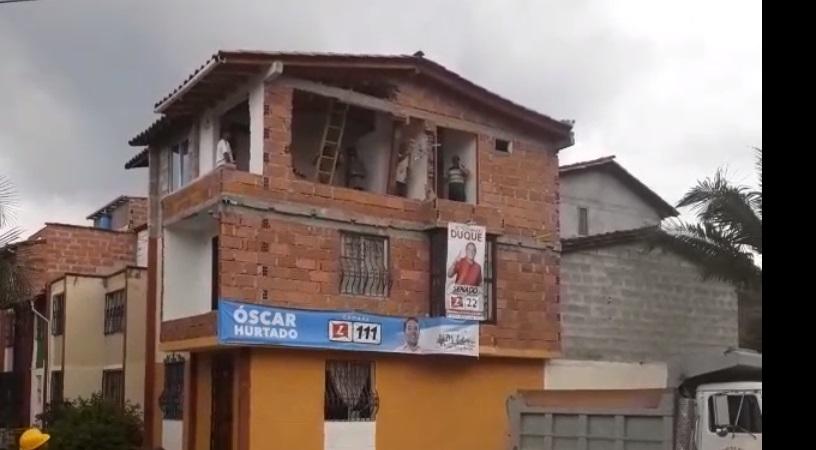 Cerca de 90 órdenes de demolición en Rionegro por no contar con licencia