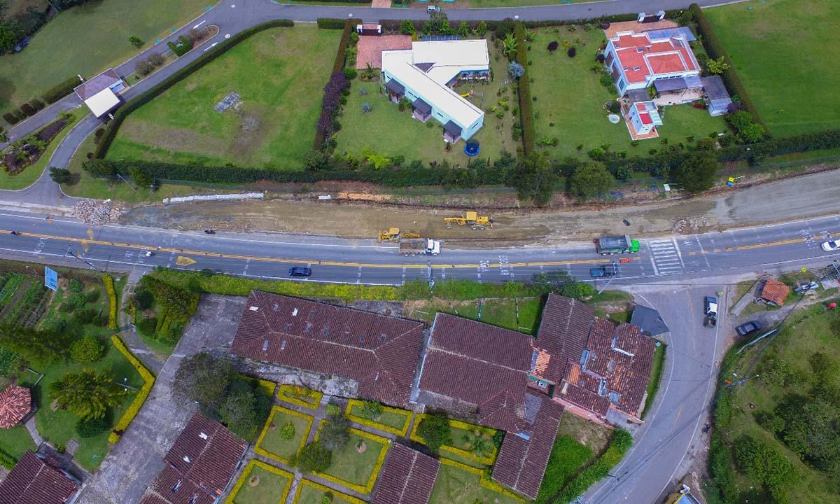 Doble calzada a Rionegro a un paso de comenzar a construirse