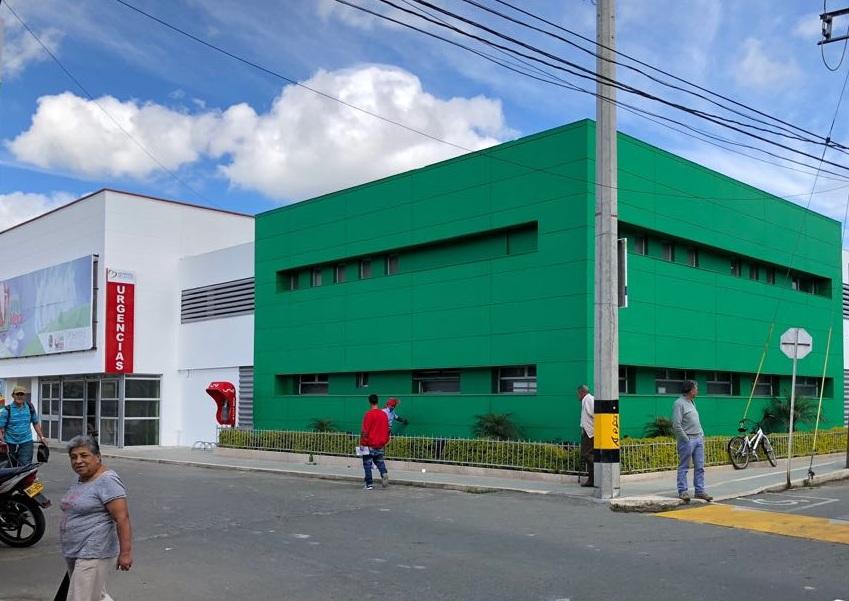 Hospital de La Ceja, sin riesgo financiero