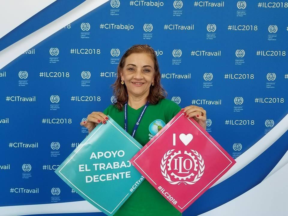 Cooperativa de recicladores de Rionegro invitada a la Asamblea de la OIT