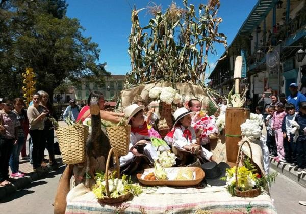 Prográmese con las Fiestas del Maíz en Sonsón