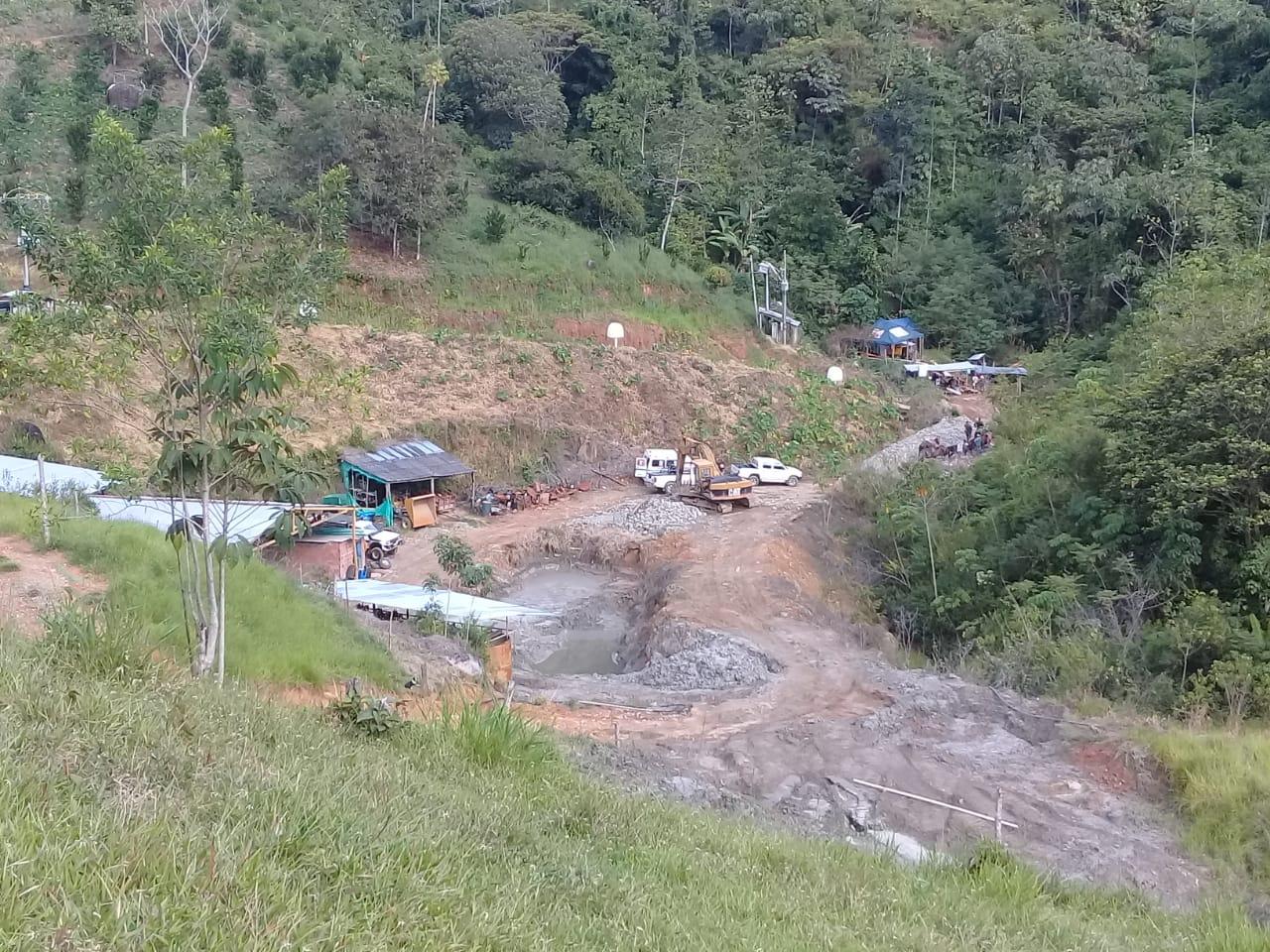 Con éxito fueron rescatados mineros en San Rafael