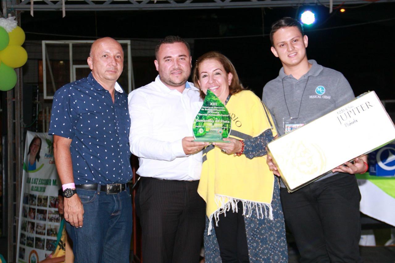 Banda Sinfónica Infantil de La Ceja gana importantes reconocimientos
