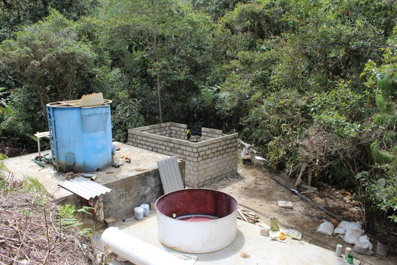 Habitantes de la vereda La Miel de La Ceja ya tienen agua potable