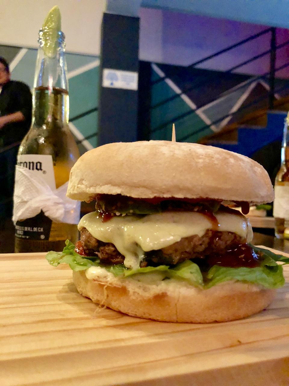Cerca de 10 mil hamburguesas se han vendido en el Burger and Beer de La Ceja