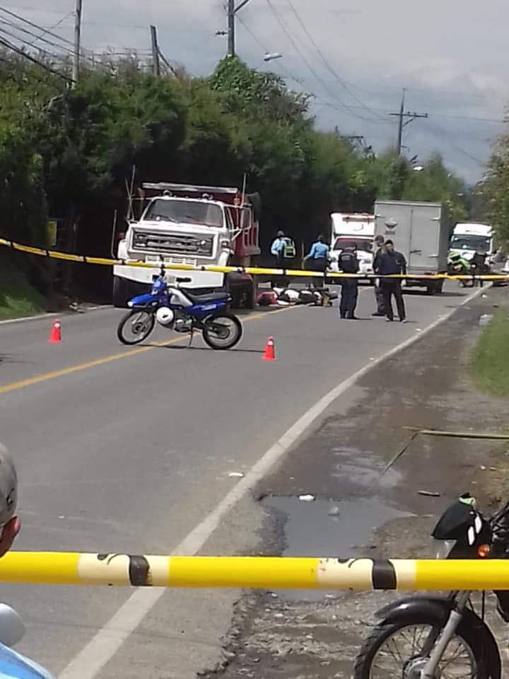 Dos motociclistas muertos en accidentes fatales en el Oriente