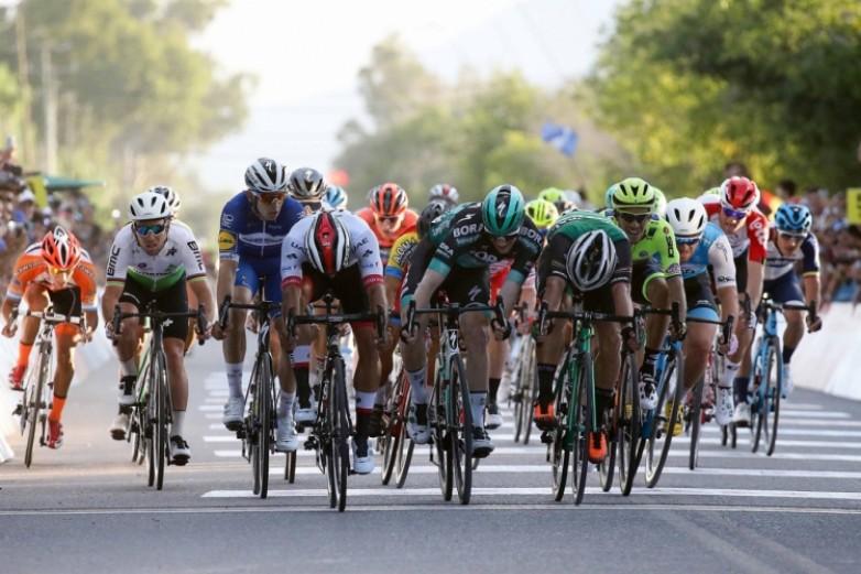 Fernando Gaviria triunfa en la Vuelta San Juan en Argentina