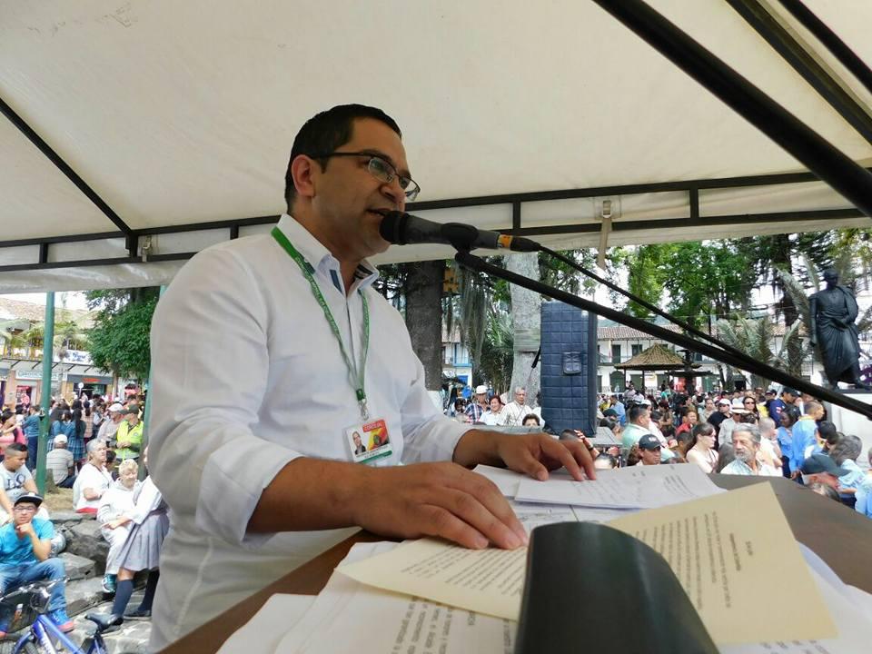 «Hasta que no tenga claridad jurídica, no decido si aspiro a la Alcaldía», Orlando Ríos