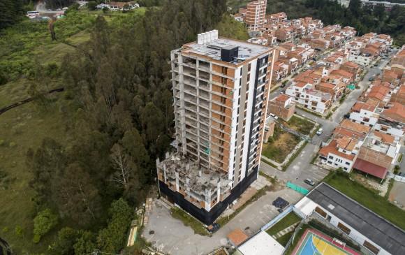 En tres días será derribado el edifico Altos del Lago en Rionegro