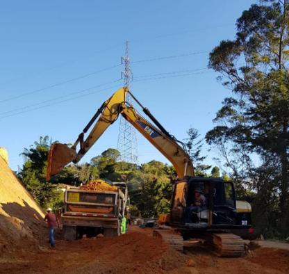 Cornare suspende la construcción de vía en Rionegro