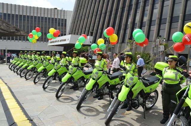 5.300 unidades de Policía dispuestas en Antioquia para plan de seguridad en Semana Santa