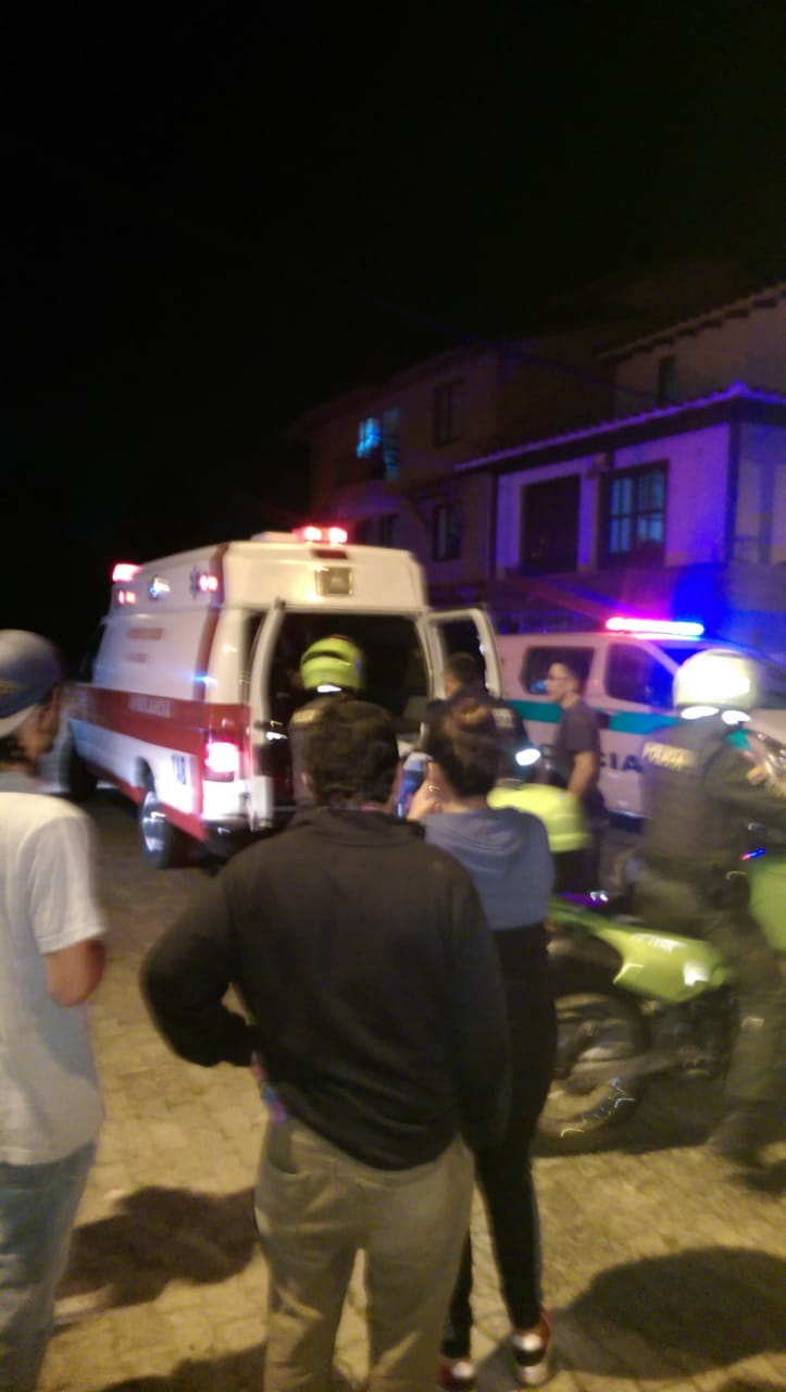 Un muerto y un herido deja balacera en La Ceja