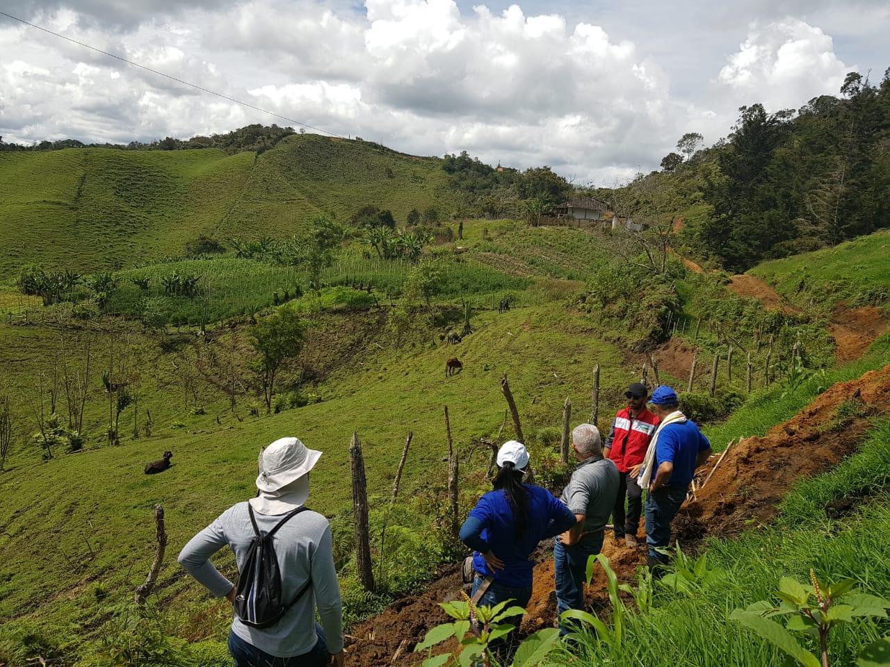 Familias de veredas de El Peñol contarán ahora con agua potable