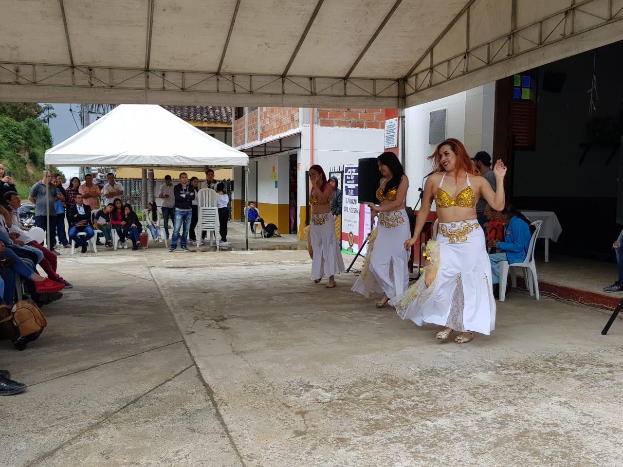 La Ceja celebra La Semana de la Danza