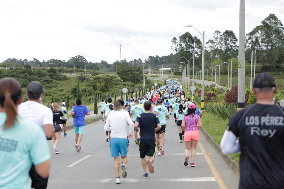 Estos serán los recorridos de la XVI Media Maratón Internacional de Rionegro