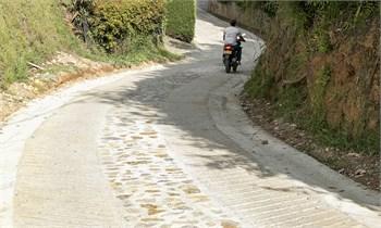 Veredas de Guarne serán beneficiadas con la construcción de placa huella
