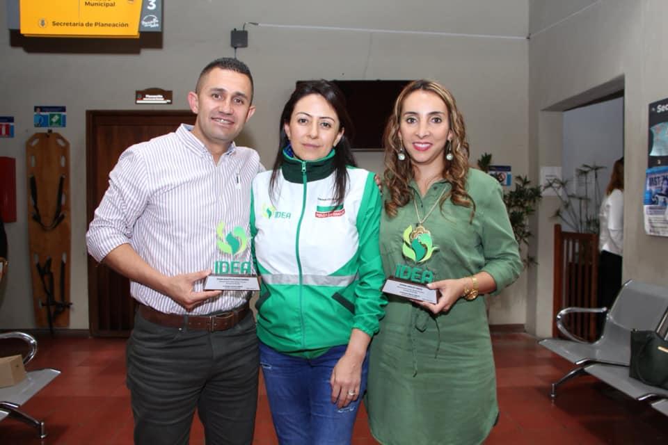 Por buen manejo financiero, el Idea reconoció al municipio de Marinilla