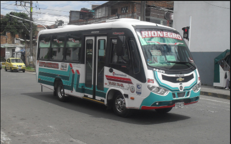 Tres empresas transportadoras de Rionegro se unieron a Sonrío