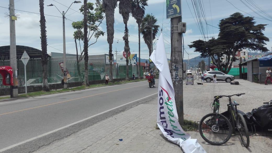 ¿Campaña política sucia en La Ceja?