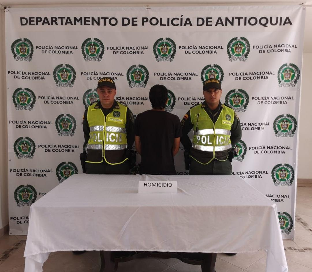 Así ocurrieron los hechos del homicidio presentado el lunes en La Ceja