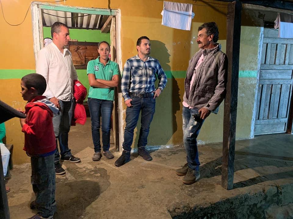 Centro Democrático confirma único candidato a la Alcaldía de Marinilla