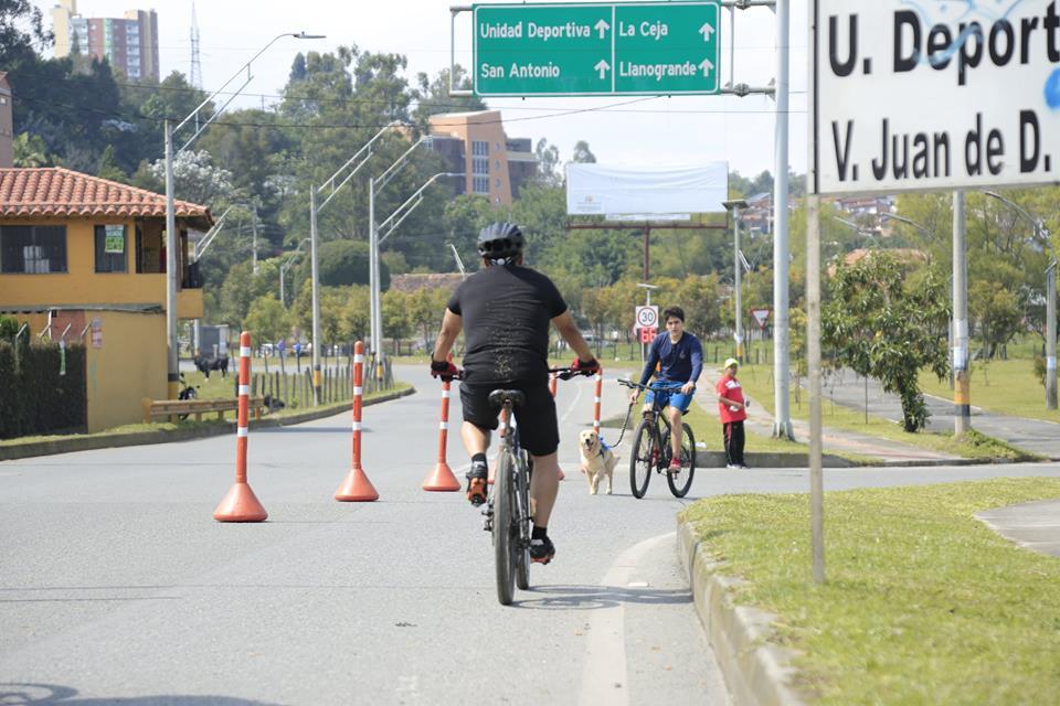 Gobernación de Antioquia unirá a Rionegro y El Retiro con ciclovía