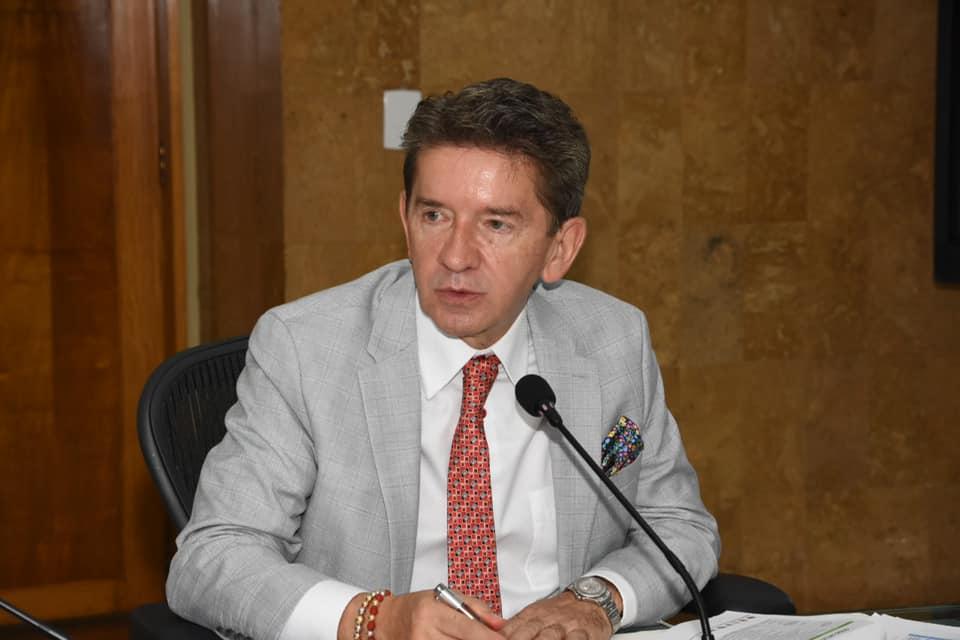 Sonsón reconoce al Gobernador de Antioquia con la medalla San José de Ezpeleta