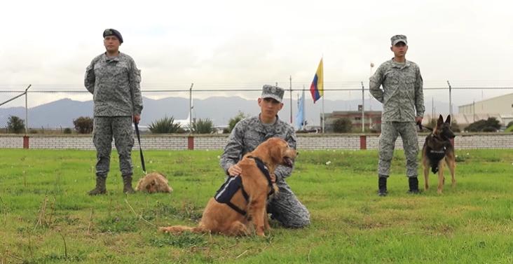 Jornada de incorporaciones en la Fuerza Aérea