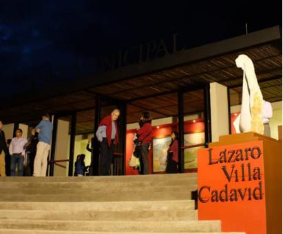 Se reabrieron las puertas del Teatro Municipal de El Retiro