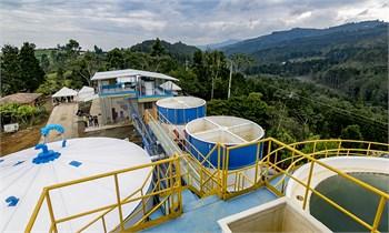 Hogares guarneños ya cuentan con agua potable
