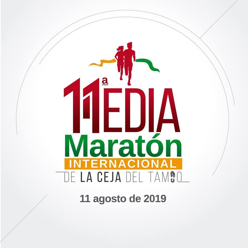Todo listo para la Media Maratón Internacional en La Ceja.