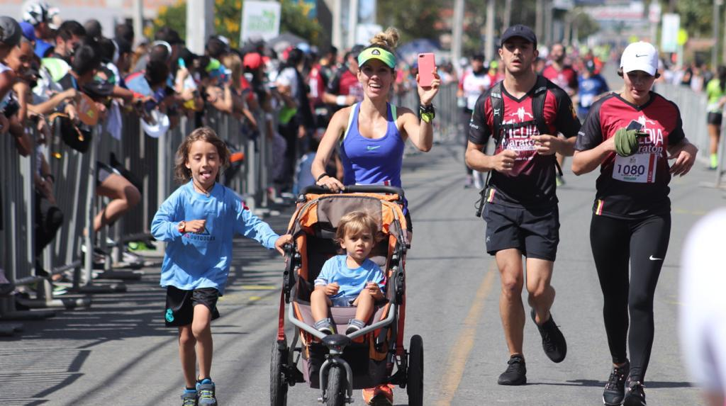 Con éxito se realizó la versión número 11 de la Media Maratón Internacional