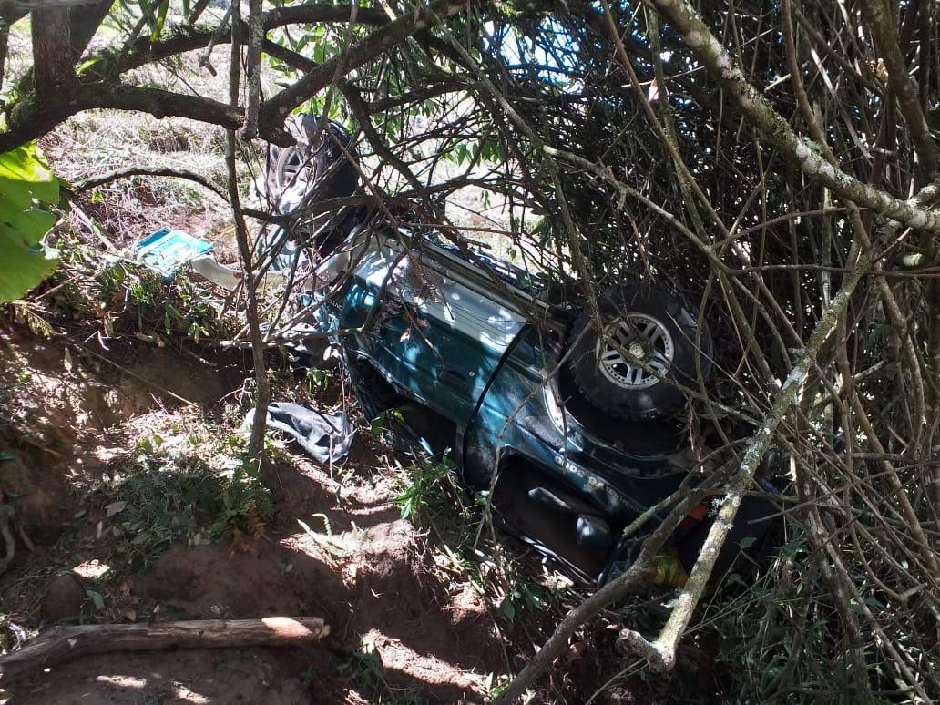 Dos habitantes del municipio de Abejorral mueren en accidente de transito