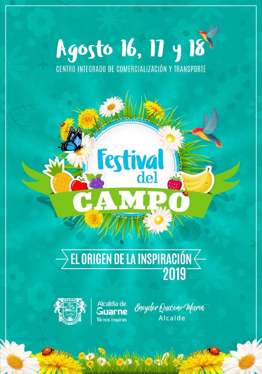 Guarne otro de los municipios que tendrá festividades este fin de semana